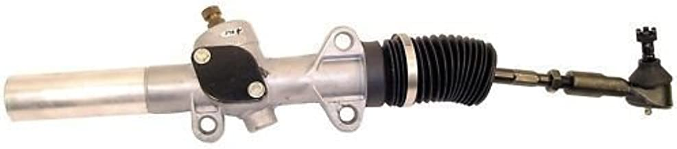 rand New EZ GO Steering Box Assembly (Rack and Pinion), Fits: 2001 & Newer EZGO Txt Models Item Condition: Brand New, Unopened OEM Part #'s: 70602G01, 70964G01. Gas Or Electric Carts. SOME OF THE EARLIER 2001,2002 ETC. MODELS MAY REQUIRE 1 MOUNTING HOLE TO BE DRILLED ON AXLE WELDMENT