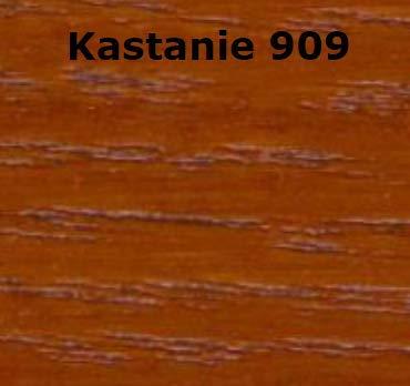 JOTUN TREBITT Holz-Lasur | Wetterschutz-Lasur | Holzschutz-Lasur | Premium-Qualität extrem lange Renovierungsintervalle |3 Liter KASTANIE 909