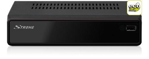 Strong Prima SAT II - Receptor de TV por satélite (USB, Sca