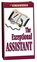 The Exceptional Assistant: Fred Pryor Seminars
