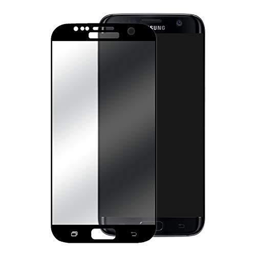 Head Case Designs Protector de Pantalla de Cristal Templado Compatible con Samsung Galaxy S7 Edge