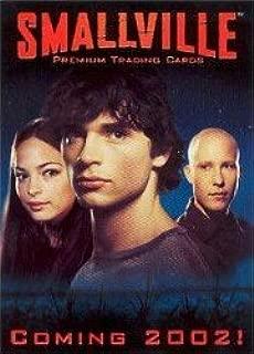 Smallville Season 1 SM1-SD San Diego Comic Con Promo Card