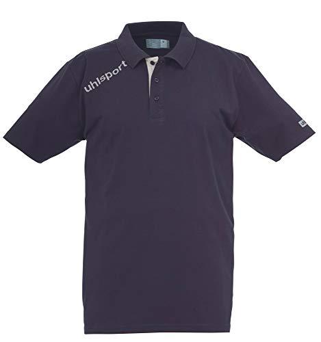 uhlsport Bekleidung Essential Polo Shirt, Marine, XXL