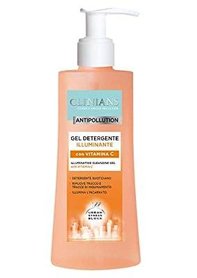 CLINIANS ANTIPOLLUTION gel limpiador