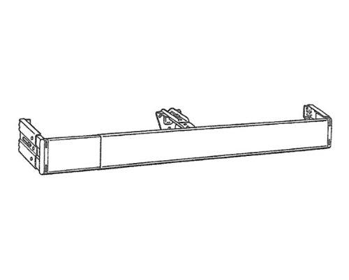 Kirsch Superfine Double Traverse Rods 86-150