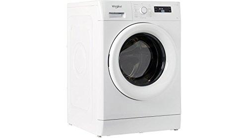 avis lave linge frontal professionnel Nettoyant pour vitres Whirlpool 8kg FWF81283W2FR – Lave-linge avant – Essorage 1200 tr / min -…
