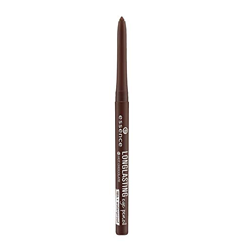 essence long-lasting eye pencil 02 hot chocolate - 1er Pack