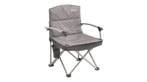 Outwell Gorman Hills stoel, zilver, 66x60x95 cm