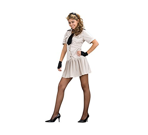 Disfraz de Polica Americana Sexy para mujer M-L