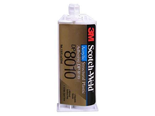Acrylatkleber Bi Komponente 3m dp8010