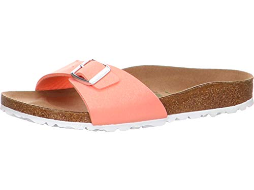 BIRKENSTOCK Madrid Größe 43 EU Orange (orange)