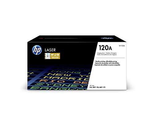 HP 120A W1120A, Tambor de Creación de Imágenes Original, de 16.000 páginas, para impresoras HP Color Laser 150a, 150nw, MFP 178nwg, MFP 179fwg