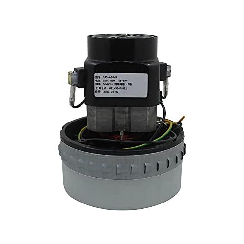 Motore turbina aspirazione aspirapolvere iniezione estrazione 1000w 1200w 1500w per tappezzeria auto 220v