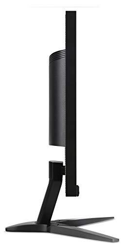Acer KG271UA Gaming Monitor 27 Zoll (69 cm Bildschirm) WQHD, HDMI1.4: 70Hz, HDMI 2.0/DP:144Hz, 1ms (G2G), HDMI 2.0, HDMI 1.4, DP 1.2, HDMI/DP FreeSync - 6