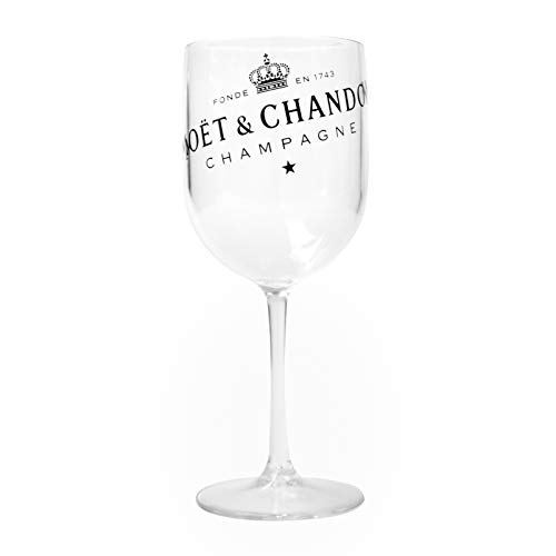 Moët & Chandon Ice Imperial Acryl Champagne Bril Transparant
