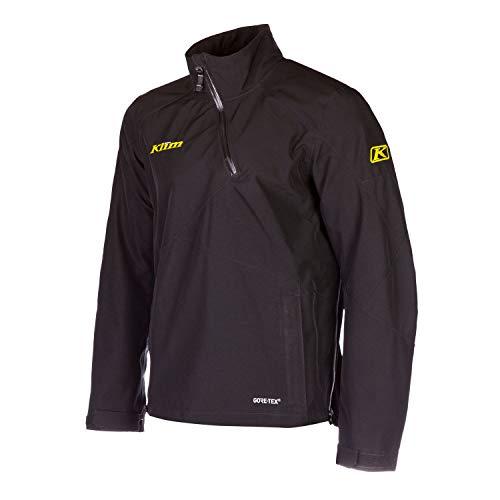 Klim Powerxross Pullover Men's Ski Snowmobile Jacket - Black/Large