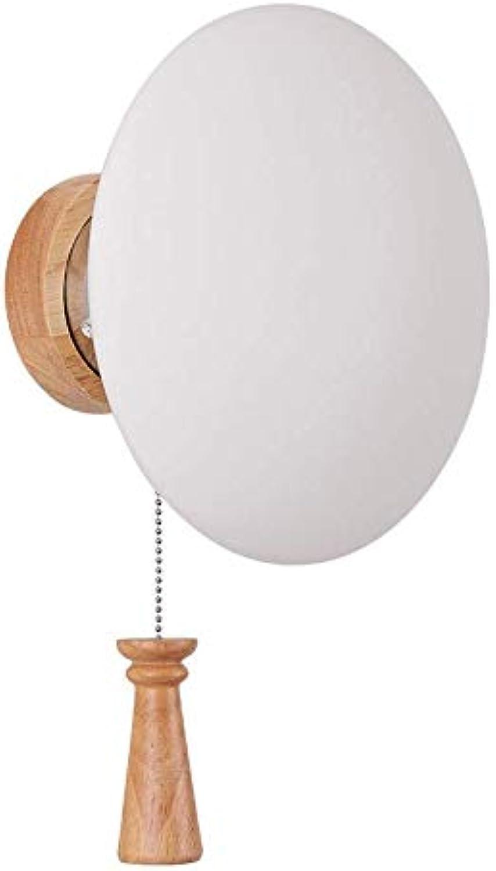 Chandeliermodern Minimalist Led Holz Schlafzimmer Nachttischlampe Japanischen Stil Kreative Studie Treppen Mit Kabel Schalter Licht E14 Nachttischlampe