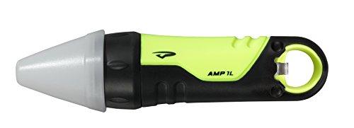 Princeton Tec AMP 1L w/Bottle Opener & Cone Neon Yellow 45 Lumens LED Flashlight