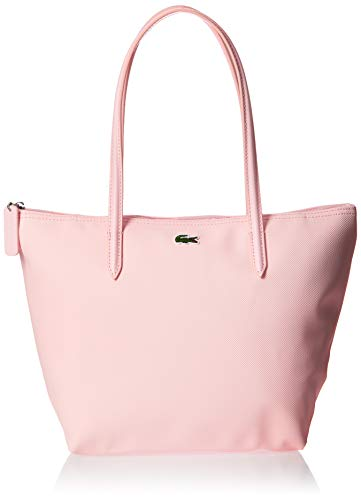 Lacoste L.12.12 Small Tote Bag, Pearl