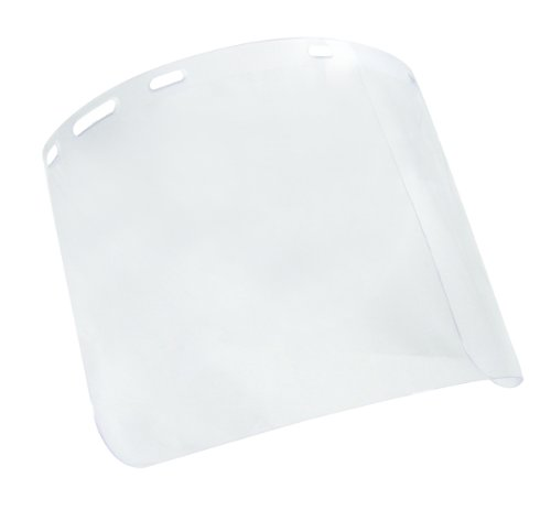 SAS Safety 5150 Replacement Face Shield For 5140, Clear, Small