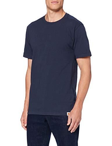 Carhartt Maddock T-shirt à manches courtes pour homme - Bleu - Large