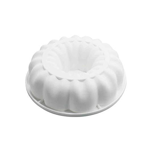 Provide The Best Fleur Couronne Silicone gâteau Moule Mousse Dessert Moule à Cake de Couronne de Moule Fondant Cuisson Moule décoratif Bricolage Outil de Cuisine