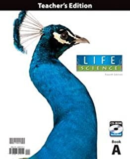 Life Science Teacher Edition - 4th Edition - BJU