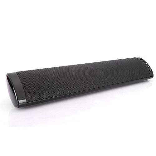 Conectividad Barra De Sonido, Altavoz Altavoz Doméstico Sonido Envolvente Virtual Mini Barra De Sonido Calidad De Tono HiFi para TV