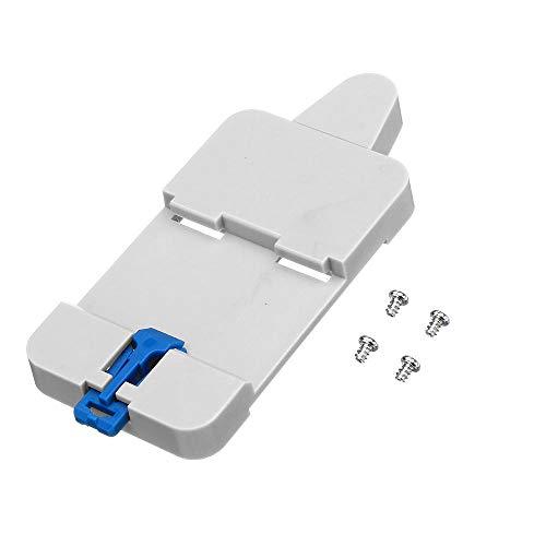 DR DIN-Schienen-Halterung, verstellbar, für Sonoff Basic/RF/POW / TH16 / TH10 / Dual / G1 COD, 3 Stück