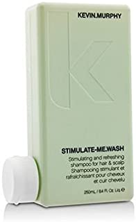 ケヴィン マーフィー Stimulate-Me.Wash (Stimulating and Refreshing Shampoo - For Hair & Scalp) 250ml