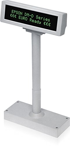 Epson DM-D210 (711) 40-cijferige RS-232 wit