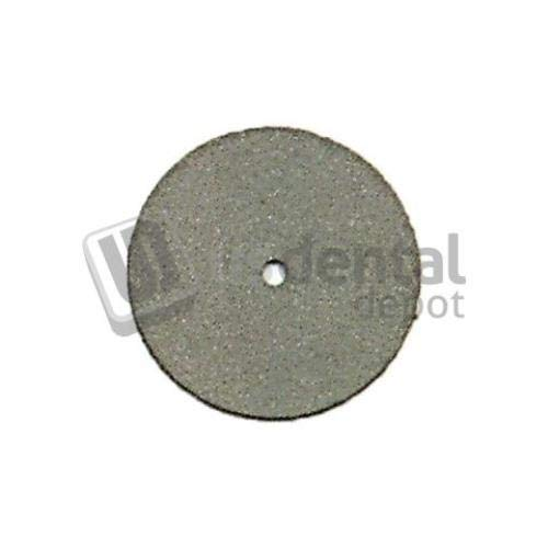 KEYSTONE - OFFicial Knife Edge Rubber Limited price sale 22mm Polishing Wheels 100 Green