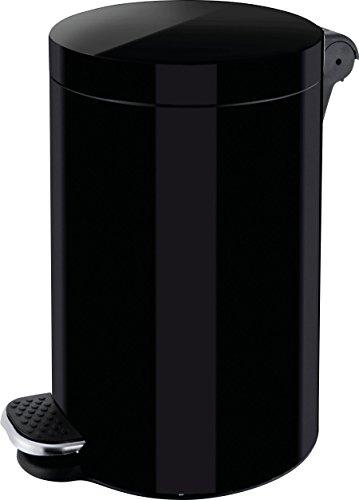 'HELIT h2404295 Argent Ion tretabfallbehälter \