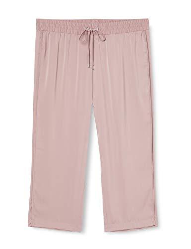 find. Wide Leg Pantalones para Mujer, Rosa (Mauve), 48 (Talla del Fabricante: XXX-Large)