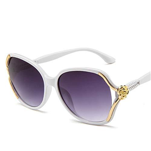 Sonnenbrille Herren Brille Sonnenbrille Frauen Big Box Mode Persönlichkeit Sonnenbrille Uv400 C5