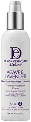 Design Essentials Natural Agave Lavender Thermal Protectant Creme 4 Ounce product image
