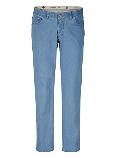 BABISTA Herren Unterbauch-Jeans Hellblau 27 Baumwolle