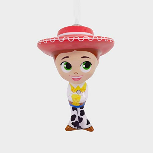 ORNAMENT Disney Toy Story Jessie Christmas Decoupage