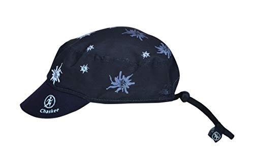 Chaskee Reversible Cap, edelweiß schwarz, ONE Size