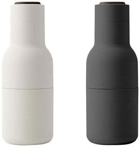 Menükarte mit Walnussdeckel One Size Carbon/Esche mit Walnussdeckel