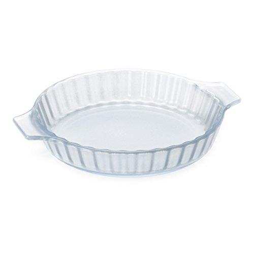 アデリア 耐熱ガラス グラタン皿 600ml こびりつきにくい容器 セラベイク タルトM 電子レンジ・オーブン対応 K-9513