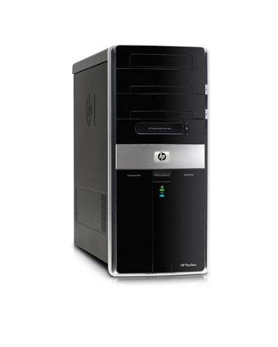 HP Pavilion Elite m9584de Ordenador de sobremesa (AMD PhenomII 920, 8 GB RAM, 1,28 TB Disco Duro, NVIDIA GeForce GT130, DVD + -, Vista HP)