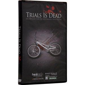 Trials Is Dead DVD -Mountain Bike Trials Video
