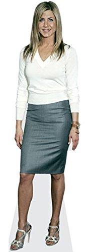 Jennifer Aniston (Skirt) Mini Cutout