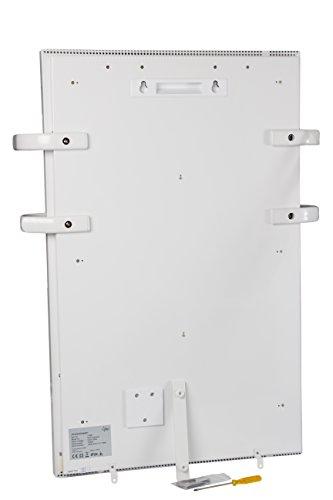 SUNTEC Bad-Wärmewelle Heat Supreme [Wellness-Wärme  Räume bis 35 m³ ~15 m² Bild 4*