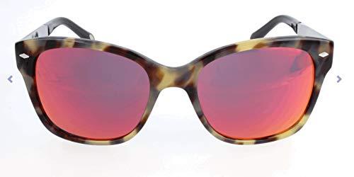 Fossil Sonnenbrille FOS 2012/S Gafas de sol, Multicolor (Mehrfarbig), 55 para Mujer