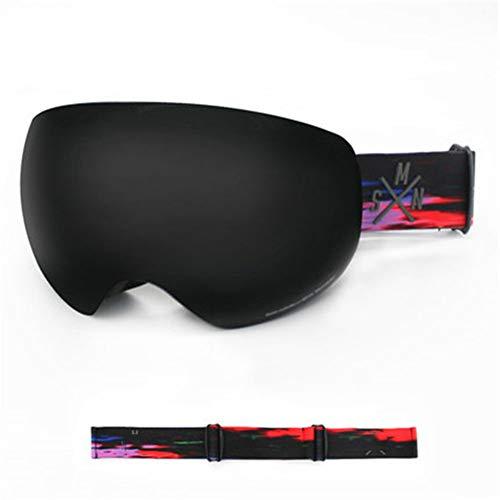Wintersport Im Freien Paar Snowboarding Brillen Anti-Fog Doppel-Objektiv Skibrille Windsicher Staub Snowboardbrillen