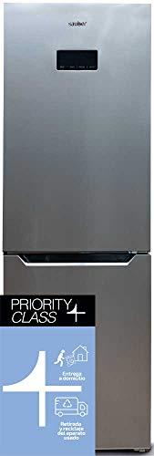 Sauber - Frigorífico Combi Serie 3-185I Tecnología NOFROST - Eficiencia energética: A++ - 185x60cm - ENTREGA EN DOMICILIO
