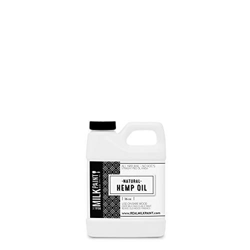 Real Milk Paint Hemp Oil - 16oz