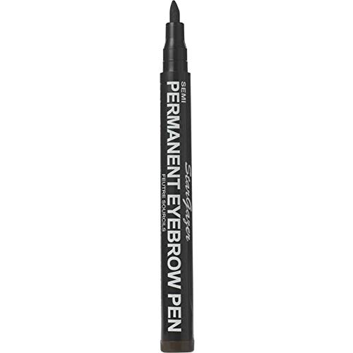 Stargazer - permanent, stylo de sourcil - Brown 02
